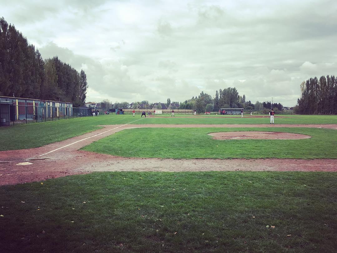 Gent Knights Baseball en Softball