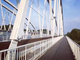 brug over de Ringvaart