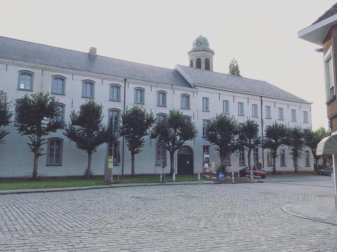 oude abdij van Drongen
